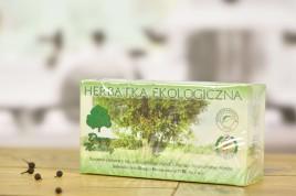 Herbata kwiat lipy Bio 20*2g