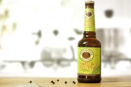 Piwo orkiszowe Radler bezalkoholowe 0,33l Bio