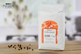 Mąka orkiszowa pełnoziarnista / razowa / 2,5kg