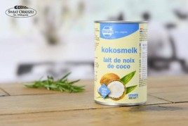 Mleczko kokosowe Bio 400ml