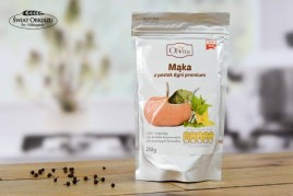 Mąka z pestek dyni 250g