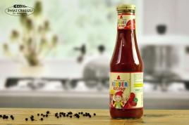 Ketchup dla dzieci bez cukru BIO 500ml
