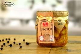 Pigwa w syropie do herbaty 230g
