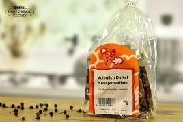 Ciasteczka orkiszowe z migdałami oblane mleczną czekoladą 200g