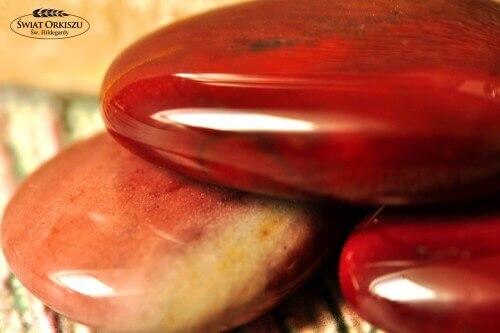 Jaspis - kamień