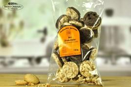 Talarki orkiszowe w gorzkiej czekoladzie 100g