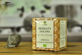Herbata ambrozja antyprzeziębieniowa w saszetkach - 40g