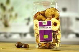 Chipsy jabłkowe bio 100g