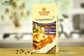 Bezglutenowe lasagne 250g