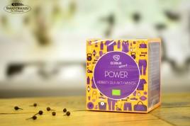 Herbata - Power dodająca energii