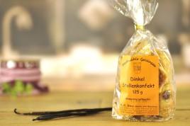 Ciasteczka struclowe z orkiszu 125g