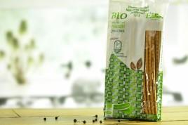 Paluszki pełnoziarniste orkiszowe solone 150g Bio