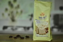 """Bezglutenowy chleb z mąką kasztanową """" Mix do pieczenia"""" 500g"""