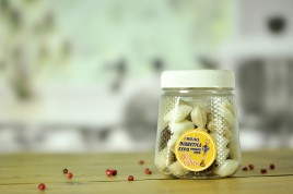Landrynki kremowe słodzone ksylitolem 160g