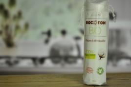 Płatki kosmetyczne Bio Bocoton 80 sztuk