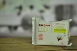 Chusteczki do higieny intymnej 20 sztuk Bocoton Bio