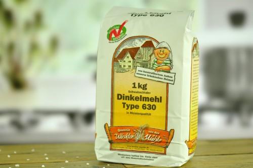 Mąka orkiszowa typ 630 1 kg