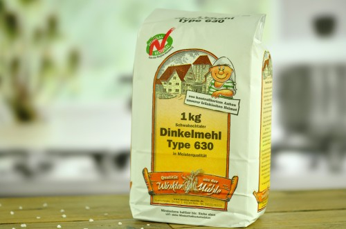 Mąka orkiszowa typ 630 2,5 kg