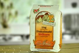 Mąka orkiszowa pełnoziarnista /razowa/5kg