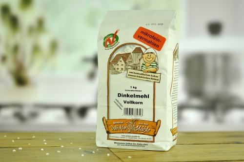 Mąka orkiszowa pełnoziarnista mikro drobnoziarnista 1kg