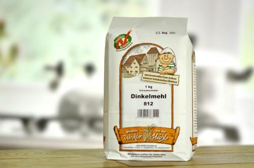 Mąka orkiszowa typ 812 2,5 kg