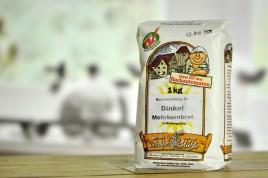 Mieszanka orkiszowa do chleba wieloziarnistego 1 kg