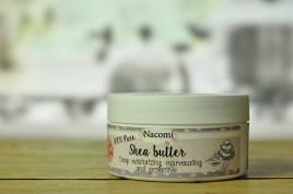Naturalne masło shea czyste 100ml