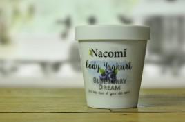 Jogurt do ciała o zapachu soczystej borówki 180ml