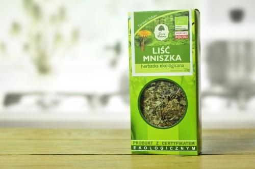 Herbatka liść mniszka bio 25g