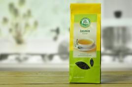 Herbata zielona jaśminowa liściasta 75g Bio