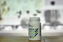 Biotyna 2500 mcg QualiBiotin® x 120 tabletek VEGE