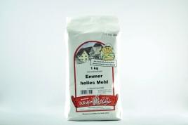 Mąka jasna z płaskurki 1 kg