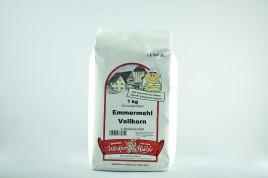 Mąka pełnoziarnista z płaskurki 1 kg--