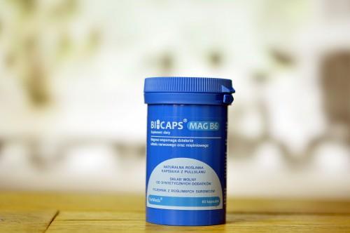 BICAPS® MAG B6 60 kaps.