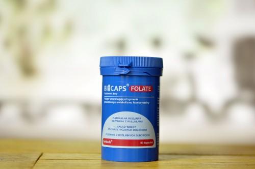 BICAPS® FOLATE 60 kaps.