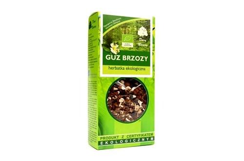 Herbatka Guz brzozy Bio 50g