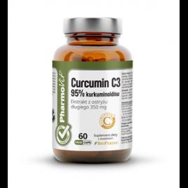Curcumin C3 95% kurkuminoidów Vege 60kaps.