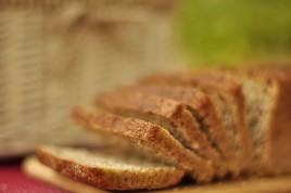 Chleb orkiszowy na zakwasie bez drożdży 500g