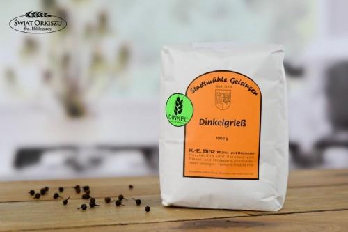 Grysik orkiszowy/ kasza manna 1kg
