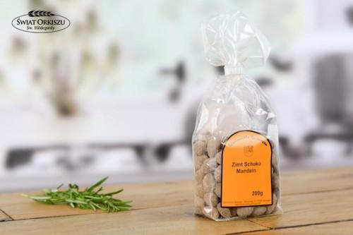 Migdały w polewie cynamonowo-czekoladowej 200g