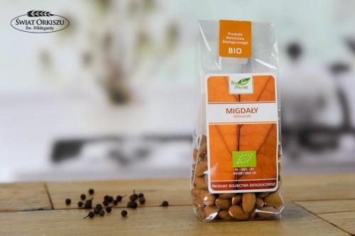 Migdały Bio 100g