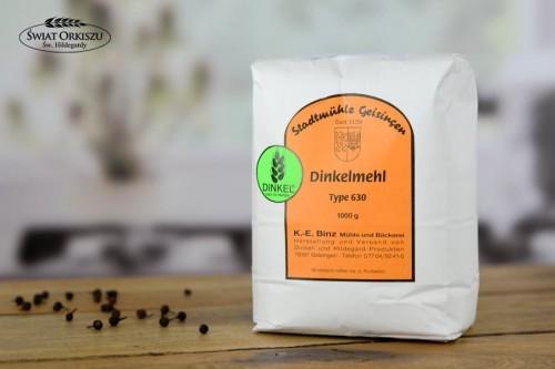 Mąka orkiszowa typ 630 5kg