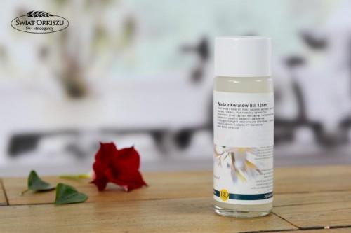 Woda z kwiatów lilii Bio 125ml