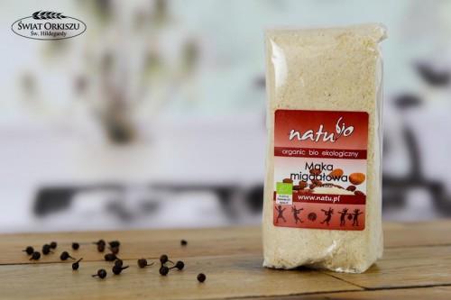 Mąka migdałowa bio 250g