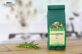 Herbata z kwiatów lawendy 50g