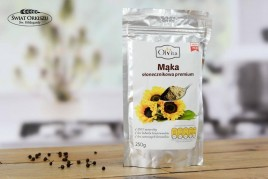 Mąka słonecznikowa 250g