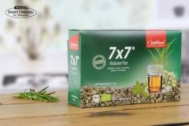 Herbata ziołowa 7*7 100 saszetek BIO