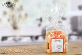 Ciasteczka orkiszowe z nutką pomarańczy bio 200g