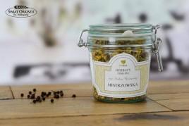 Herbata mistrzowska - słoik 100g